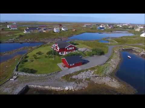 Røst huset august 2016