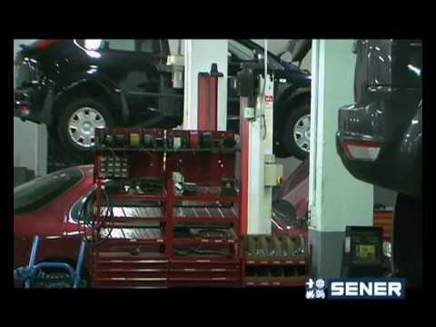 SENER used oil re-refining process