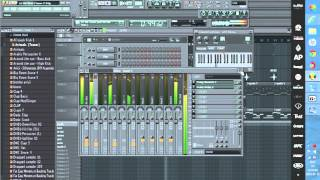 FL Studios - Motorcycle - As The Rush Comes - FLP Download