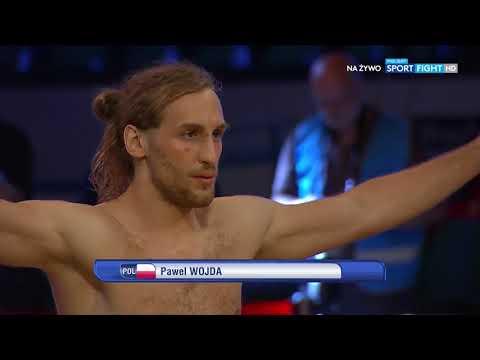 Paweł Wojda - The World Games 2017 - Sumo fight compilation