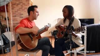 (Oasis) Wonderwall - Ruddy Meicher & Illona Bolou