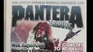 PANTERA TRIBUTE SHOW