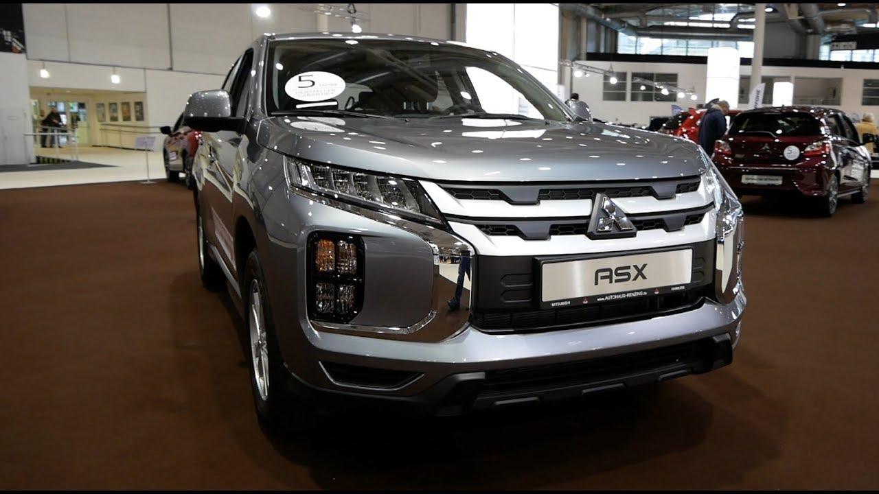 2021 Mitsubishi Asx Price, Design and Review
