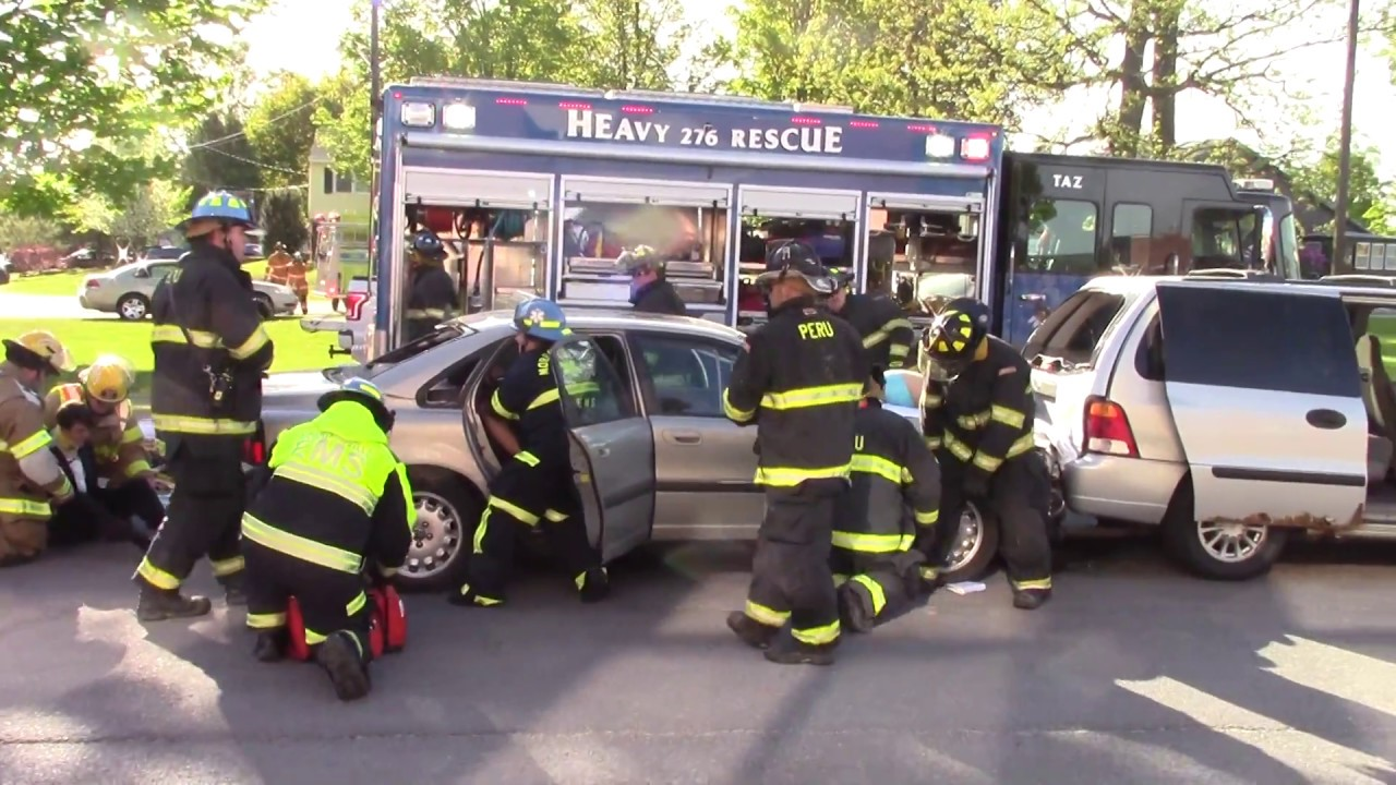 HTS - Simulated DWI Accident  5-18-18