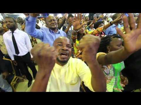 Pasteur Moise Mbiye - Na lingi yo (adoration)