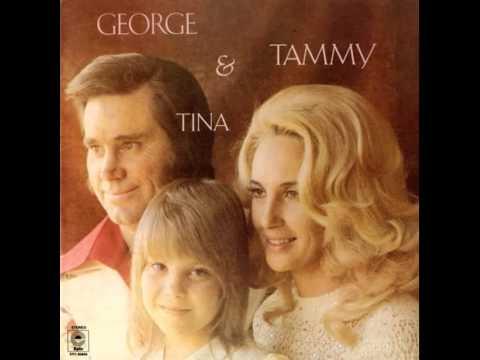 George Jones with Tina ~ The Telephone Call