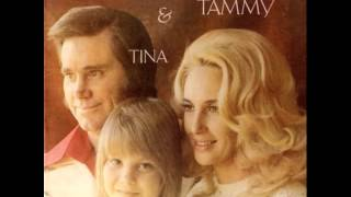 George Jones with Tina ~ The Telephone Call