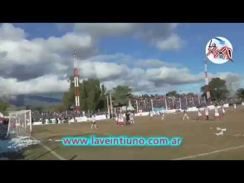 Federal A 2016 - Unión Aconquija vs San Martin (Final -Vuelta -RESUMEN)