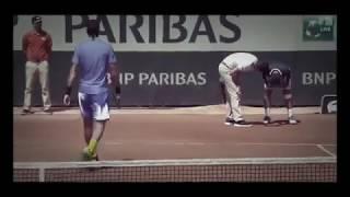 Del-potro sportsmanship hats off