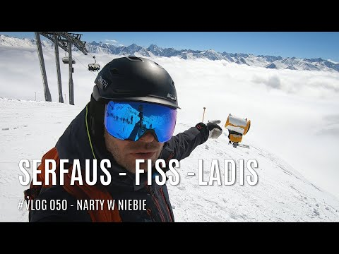 Serfaus - Fiss - Ladis - Skis in the sky (Vlog # 050)