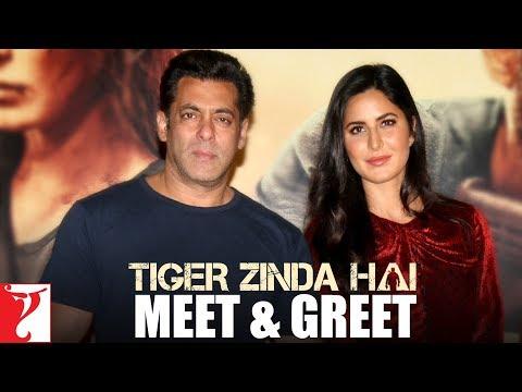 Meet & Greet with Salman Khan and Katrina Kaif | Tiger Zinda Hai