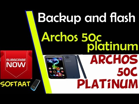 How To Flash Archos 50C Platinum ✅(Archos 50c Platinum سحب وتفليش هاتف )