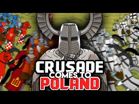 Prussian Crusade: Battle of Grunwald | Animated History