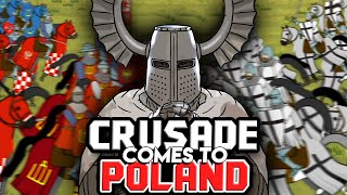 Prussian Crusade: Battle of Grunwald | Animated History