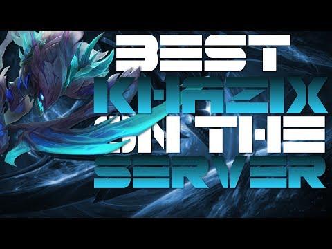 Metaphor | Best Khazix on the Server?