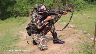 Indian Army training Video - 2018 Mission training