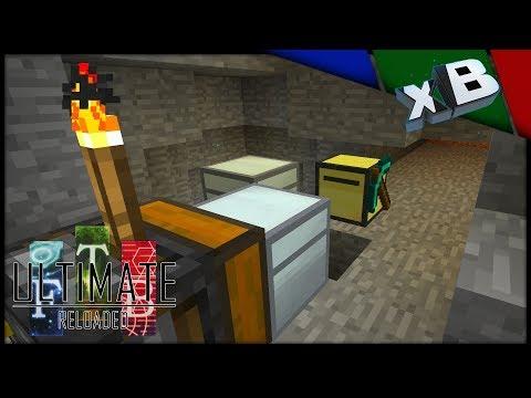 Turtle Mining! :: Hermits Reloaded | FTB Ultimate Reloaded :: E04