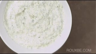 How To Make Tzatziki Sauce (greek Yogurt Sauce)
