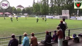 Eintracht Mahlsdorf (EM97/98) am 22.6.14 Spannender SaisonAbschluss bei den Reinickendorfer Fuechsen
