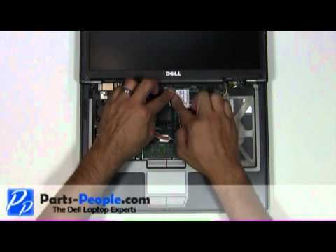Dell Latitude D630   LCD Display Assembly Replacement   How-To-Tutorial