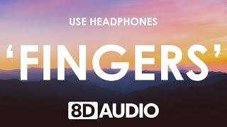 ZAYN - Fingers (8D AUDIO) 🎧