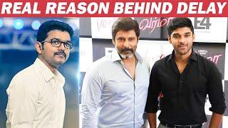 Is Vijay the Reason Behind Adhitya Varma Delay?