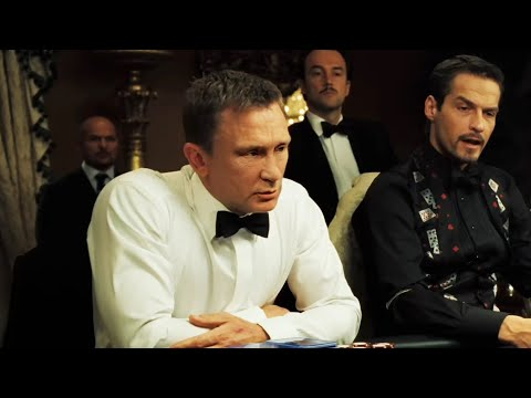 Putin In Casino Royale (James Bond Deepfake)