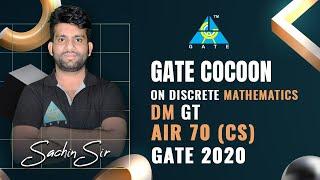 GATE COCOON On Discrete Mathematics DMGT By Sachin Sir