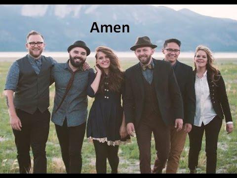 I Am They - Amen (Lyrics)