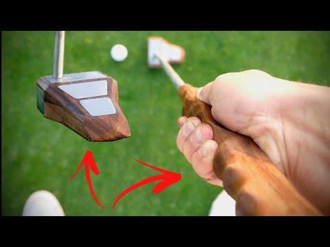 Handmade Golf Putter
