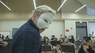 Behind the scenes of SLOCo's The Phantom of the Opera