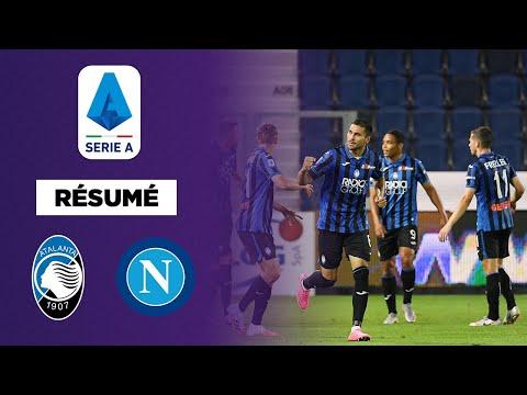 Serie A : Même Naples ne stoppe pas l'Atalanta