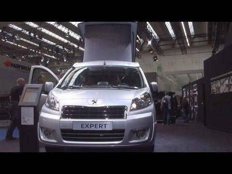 Peugeot Expert Patagonia Westfalia 2016 Exterior And Interior In 3d