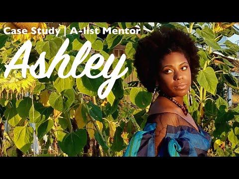 Case Study   A-list Mentor Ashley