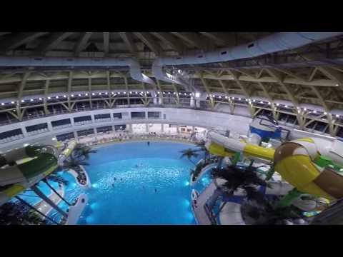 Аквапарк Аквамир Новосибирск