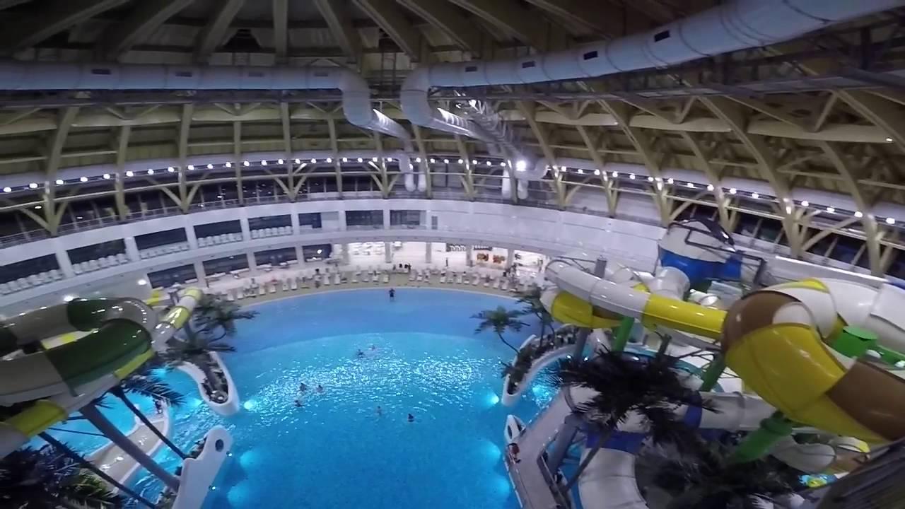 фото аквапарк новосибирск