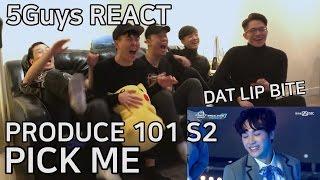[ENG SUB] Produce 101 - Pick Me