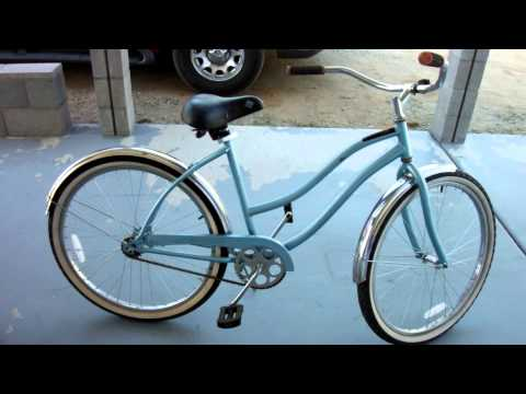 Bartering off Craigslist my new Beach cruiser traded for propane tank