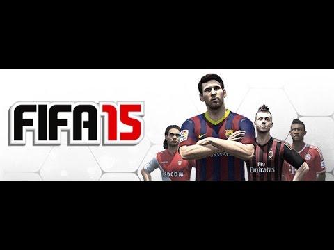 Убойный футбол Fifa 15 на Xbox One