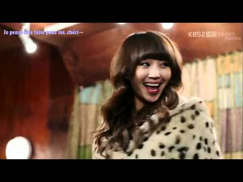 Dream High 2: Épisode 3 (french sub || Hyorin & Kim Ji Soo - Destiny [TVXQKTFansub(vostfr)]