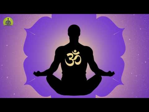 1 Hour Meditation Music for Positive Energy, Relax Mind Body, Chakra Balancing & Healing Music