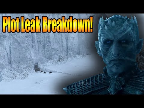 Game Of Thrones Season 7 Episode 7 Plot Leak Breakdown (Major Spoilers)