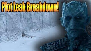 Game Of Thrones Season 7 Episode 7 Plot Leak Breakdown (Major Spoilers)
