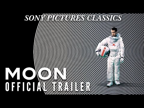 Moon - Official Trailer!