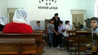 recitativo ccb culto de jovem mateus salmo 110( solo)
