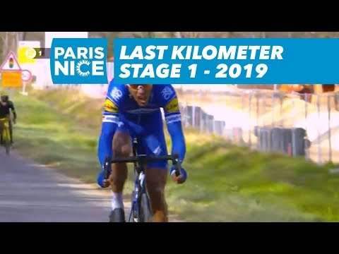 Near Live Video – Stage 1 – Paris-Nice 2019