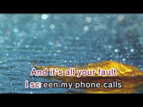 No Doubt - Spiderwebs (Karaoke and Lyrics Version)