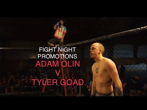 ADAM OLIN V TYLER GOAD 125 MMA