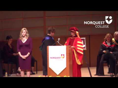 2016 NorQuest College convocation (AM)