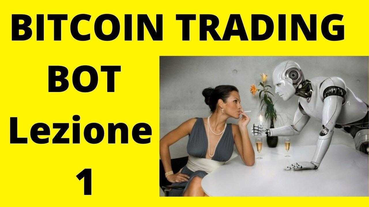 criptovaluta di trading bot pitone)